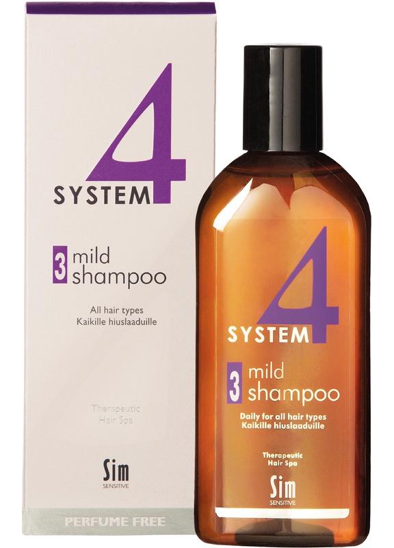 Sim Sensitive System4 3 Mild Climbazole Shampoo