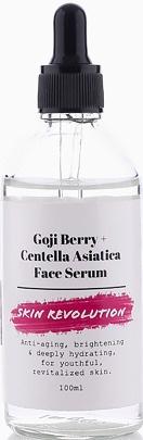 Skin Revolution Goji Berry + Centella Asiatica Serum