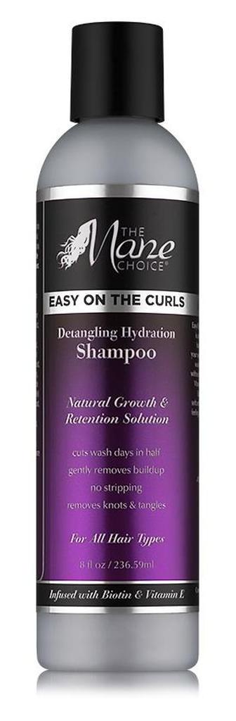 The Mane Choice Easy On The Curls - Detangling & Hydration Shampoo