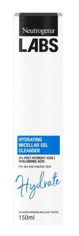 Neutrogena Labs Hydrating Micellar Gel Cleanser