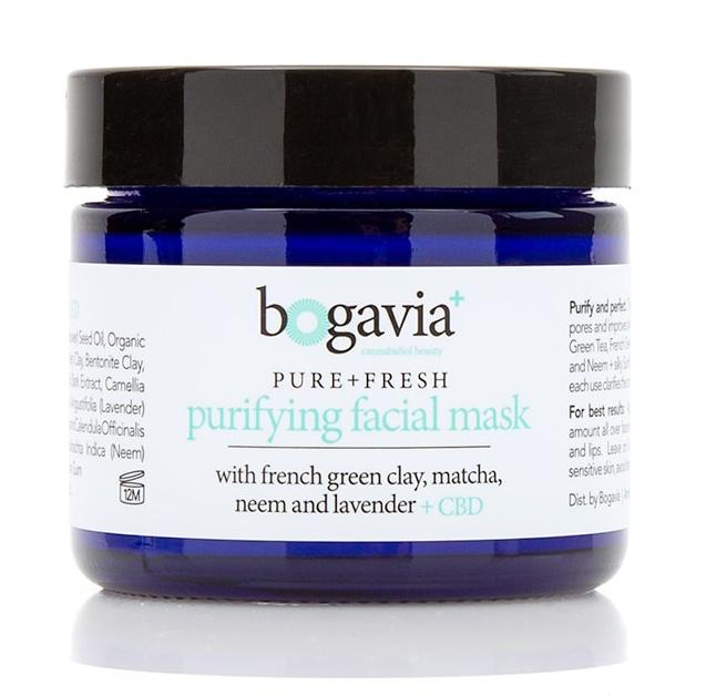 Bogavia Purifying Facial Mask