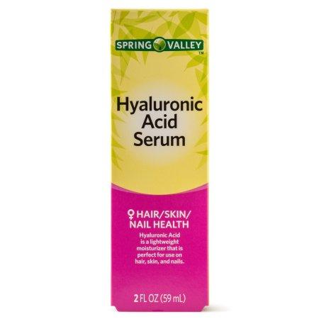 Spring Valley Hyaluronic Acid Serum