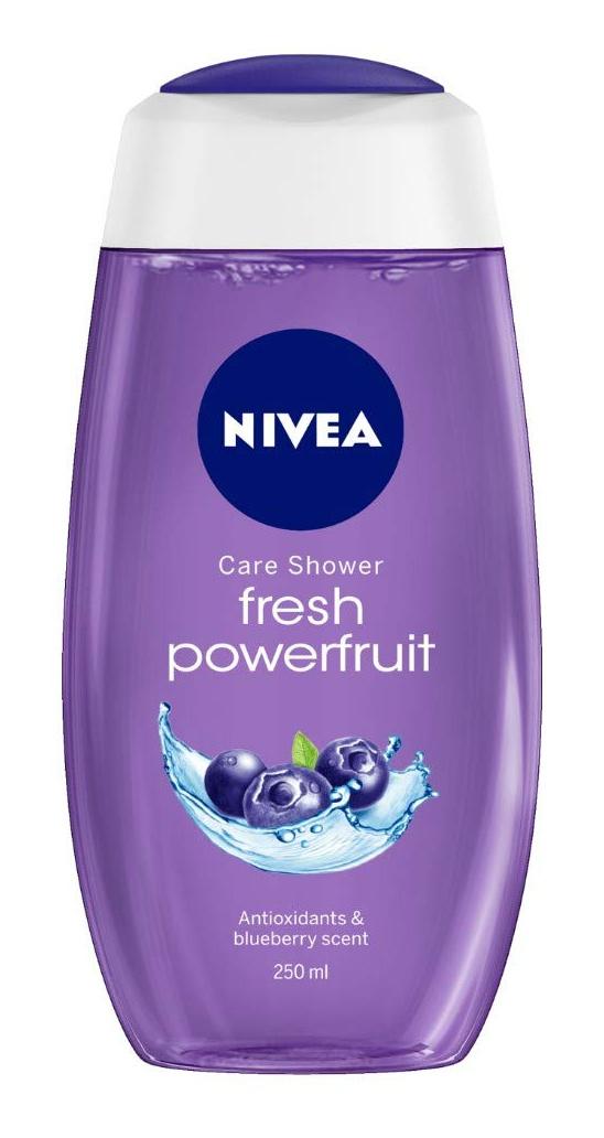 Nivea Fresh Powerfruit Shower Gel