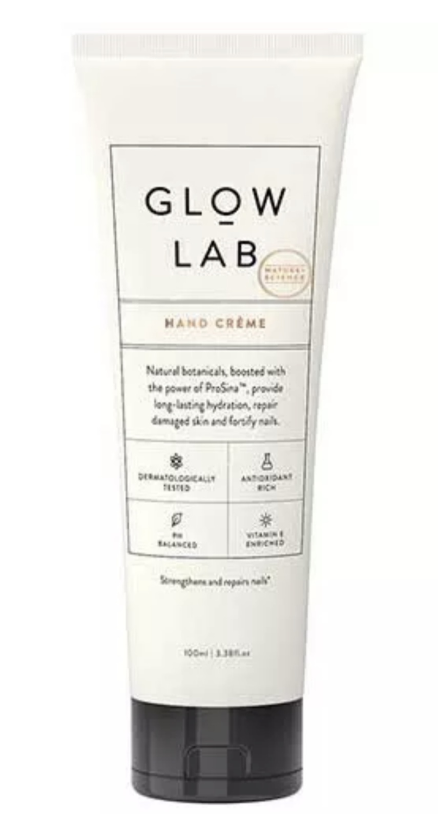 Glow Lab Hand Crème