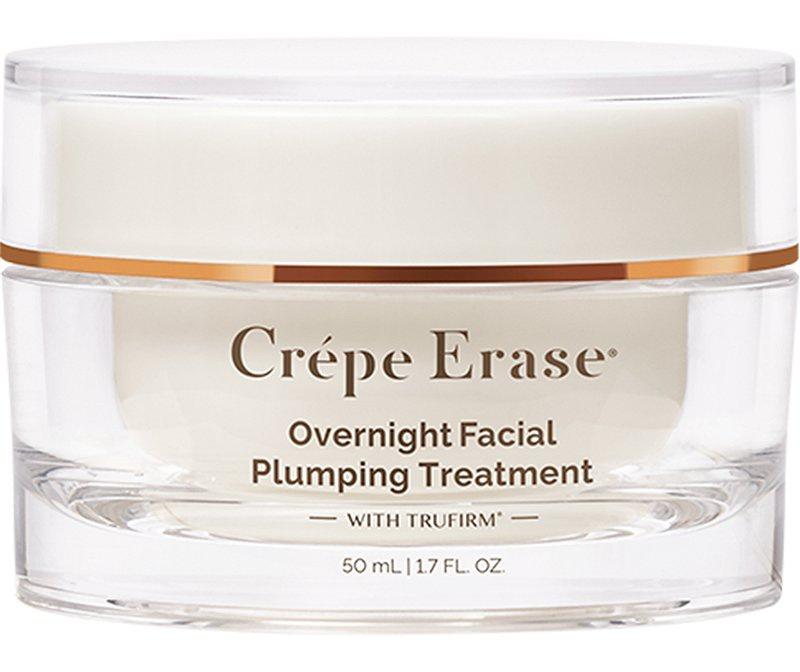 Crépe Erase Overnight Facial Plumping Treatment