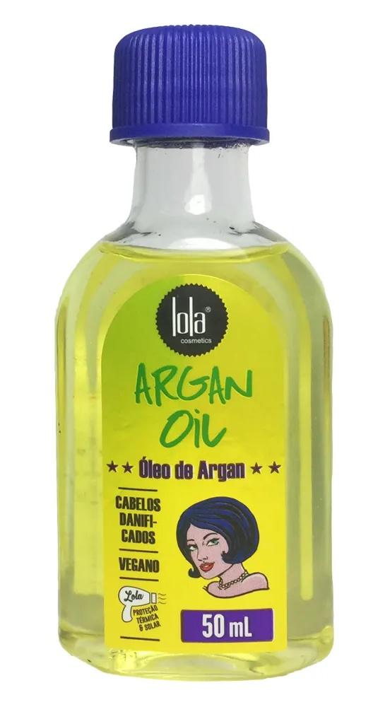 Lola Cosmetics Óleo De Argan