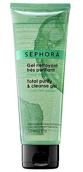 SEPHORA COLLECTION Total Purity & Cleanser Gel