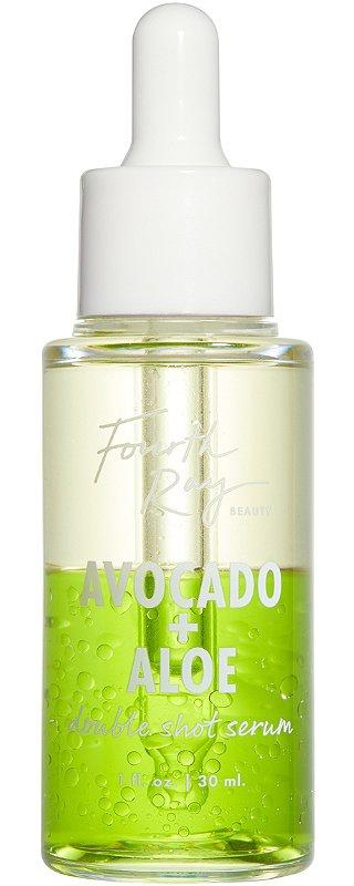 Fourth Ray Avocado + Aloe Double Shot Face Serum