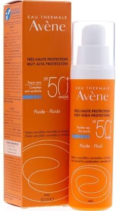 Avene Fluid Spf 50+