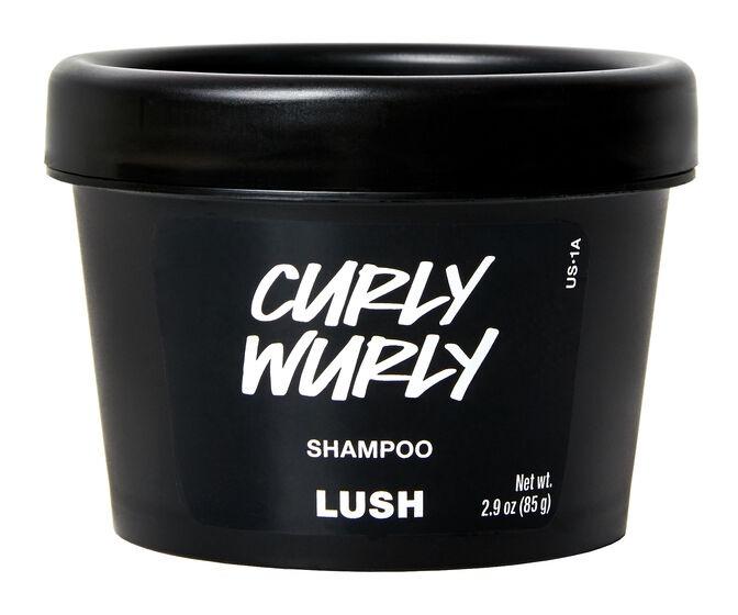 Lush Curly Wurly Shampoo
