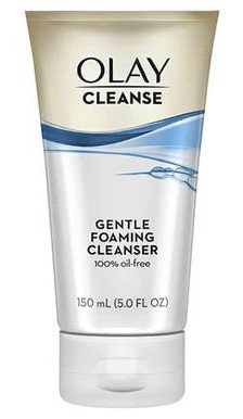 Olay Gentle Clean Foaming Cleanser