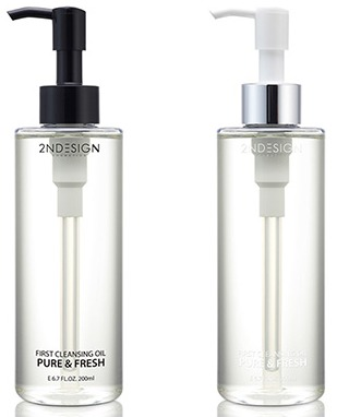 2NDESIGN First Cleansing Oil Pure & Fresh