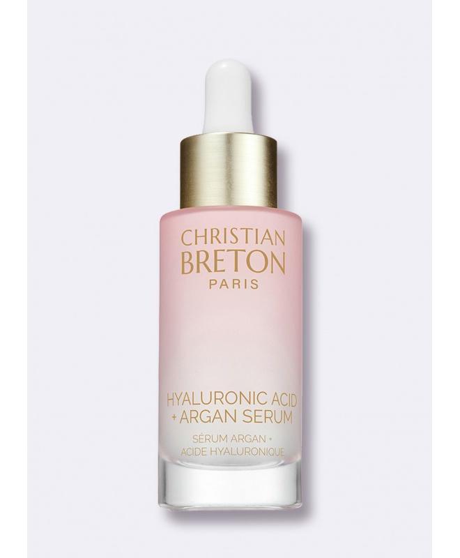 Christian Breton Paris Hyaluronic Acid Serum + Argan