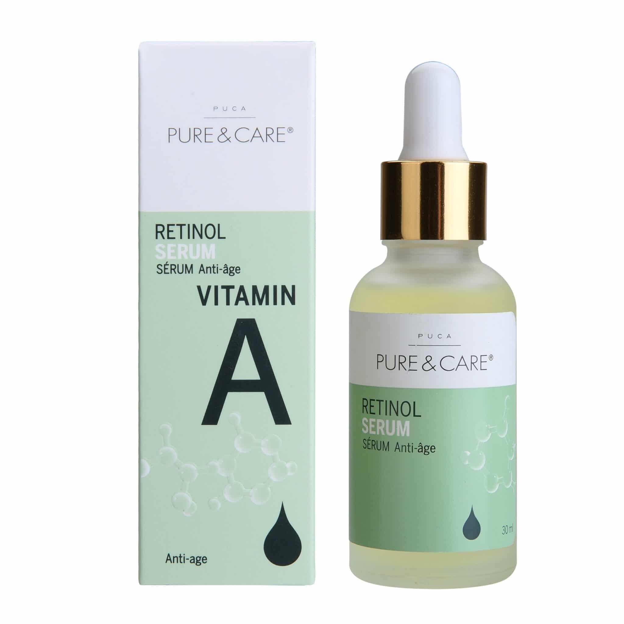 Puca Pure & Care Vitamin A