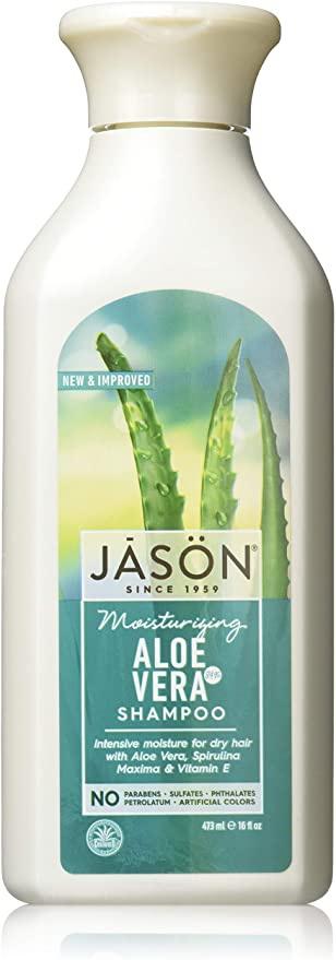 Jason Natural Cosmetics Moisturizing 84% Aloe Vera Shampoo