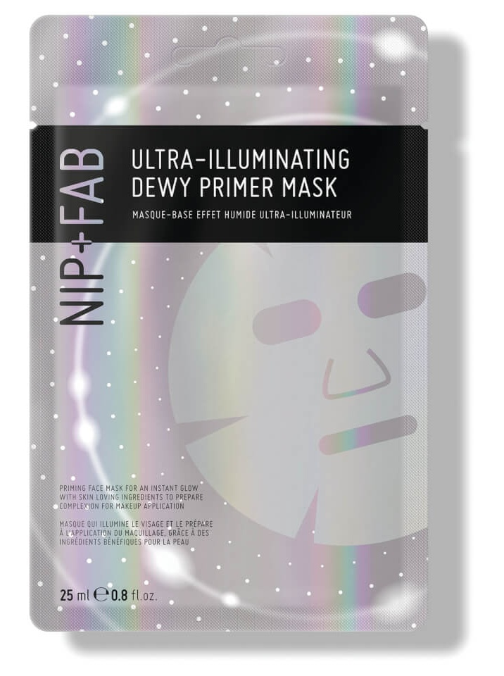 Nip+Fab Ultra-Illuminating Dewy Primer Mask
