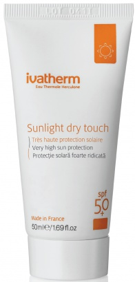 Ivatherm Sunlight Dry Touch SPF 50