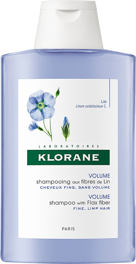 Klorane Flax fibre shampoo