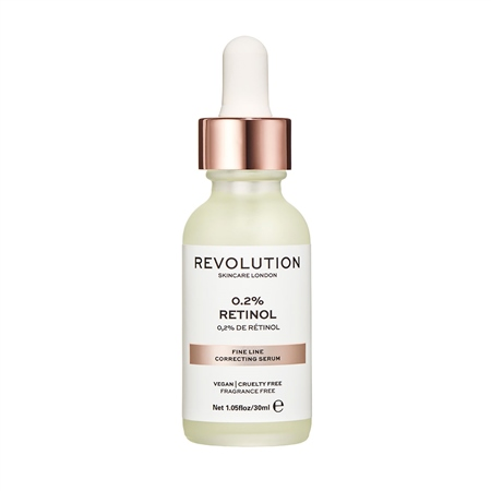 Revolution Skincare Fine Line Correcting Serum - 0.2% Retinol
