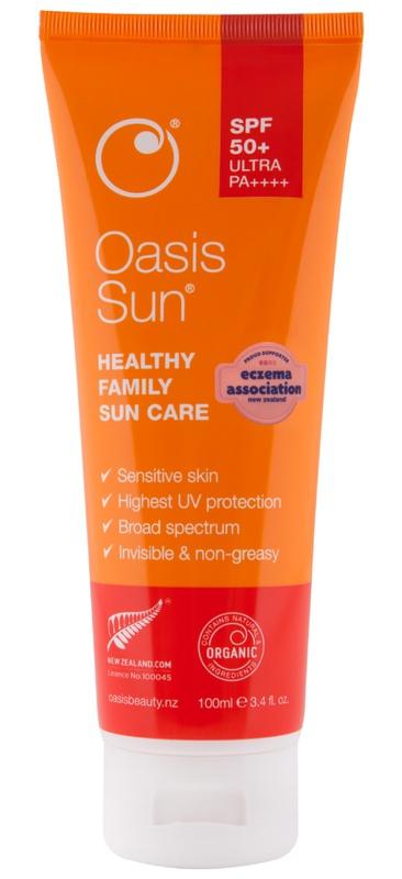 Oasis Sun Ultra Protection Sunscreen Spf 50+ Pa++++