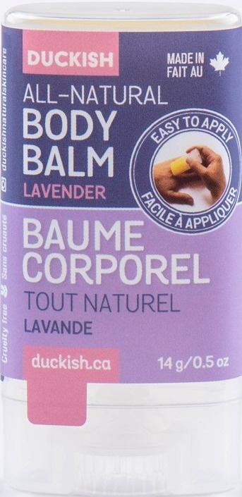 Duckish Natural All Natural Body Balm-lavender