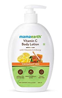 Mamaearth Vitamin C Body Lotion