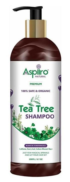 Aspiiro natural Tea Tree Shampoo