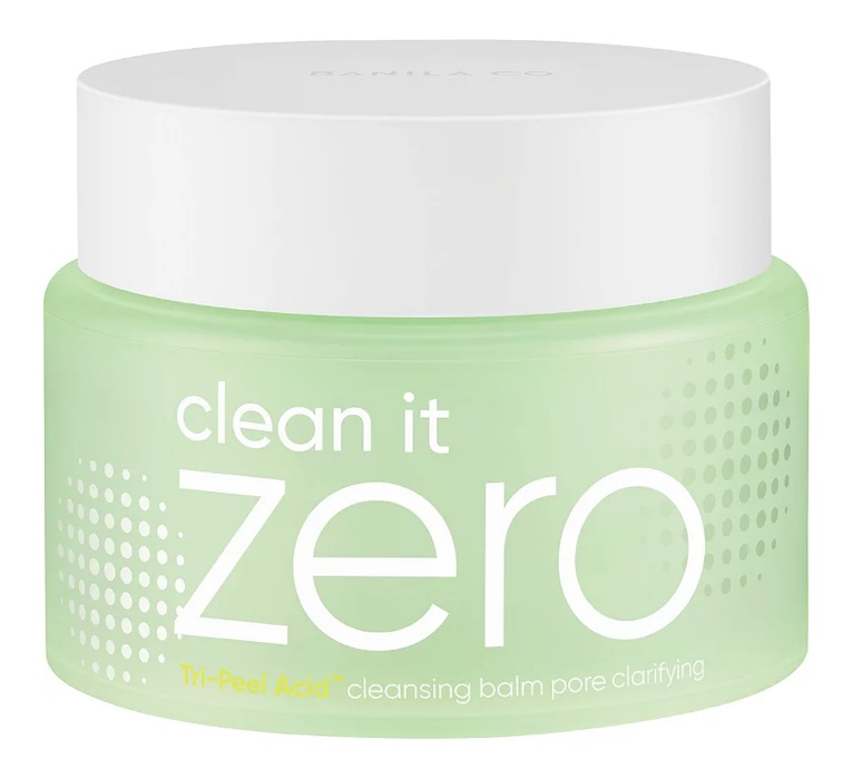 Banila Co Clean It Zero 3-In-1 Cleansing Balm Pore Clarifying