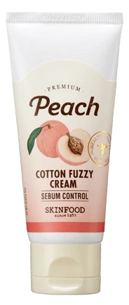 Skinfood Premium Peach Cotton Fuzzy Cream