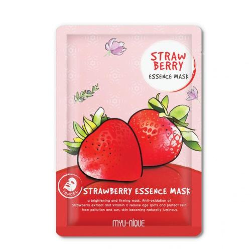 MYU-NIQUE Strawberry Essence Mask