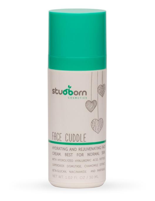 Stubborn Cosmetics Face Cuddle Moisturizer