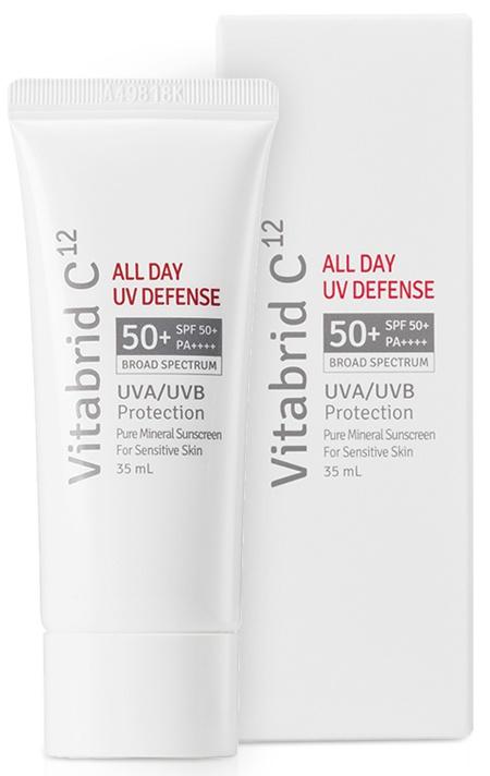 Vitabrid C12 All Day UV Defense 50+ SPF