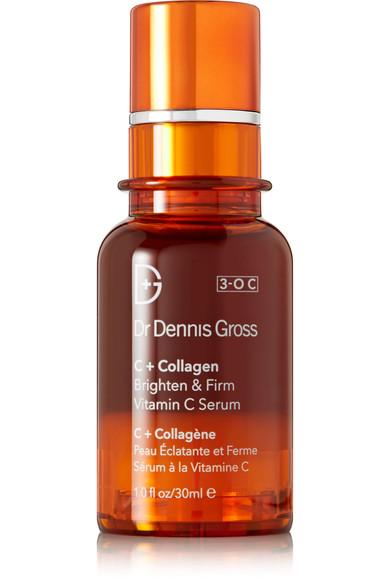 Dr. Dennis Gross Skincare C + Collagen Brighten & Firm Vitamin C Serum