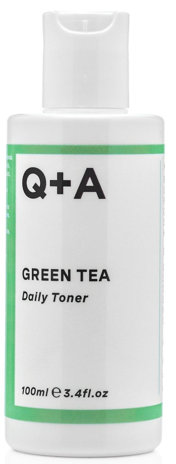 Q+A Green Tea Daily Toner