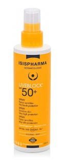 Isispharma Uveblock SPF50+ Spray