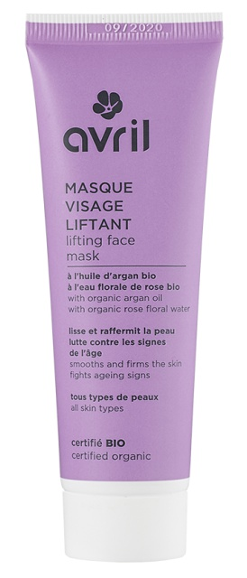 Avril Lifting Face Mask – Certified Organic