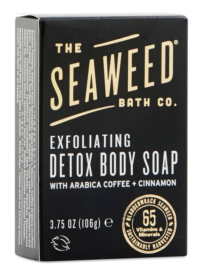 The Seaweed Bath Company Exfoliating Detox Body Soap