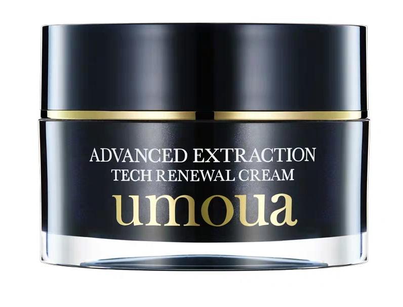 Umoua Advanced Extraction Liposome Tech Peptide Renewal Cream