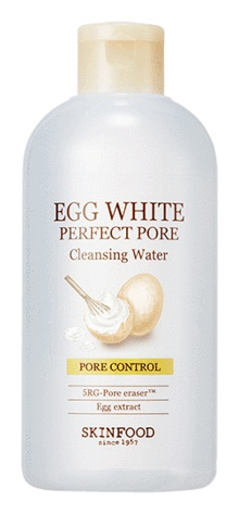 Skinfood Egg White Perfect Pore Cleansing Water