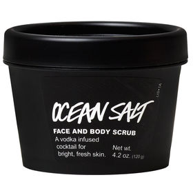 Lush Ocean Salt Face & Body Scrub