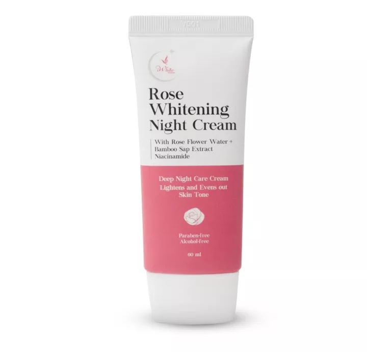 iWhite Korea Rose Whitening Night Cream