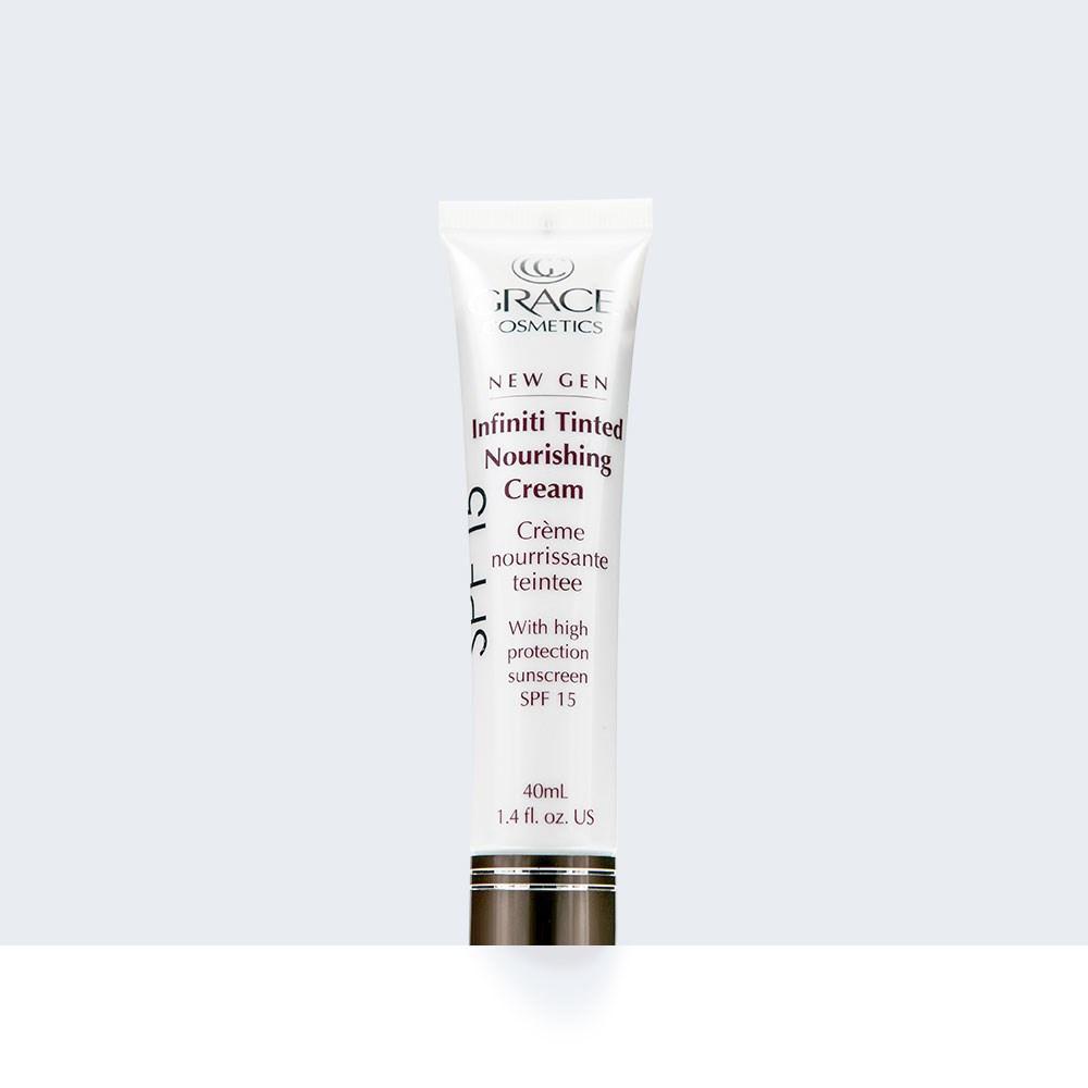 Grace Cosmetics Infiniti Tinted Nourishing Cream SPF 15