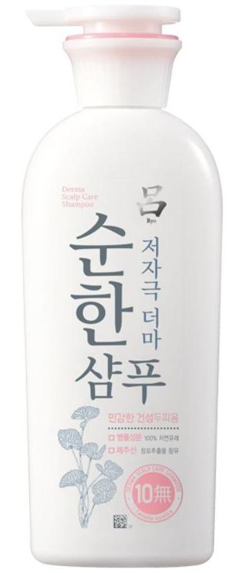 Ryo Mild Scalp Care Derma Shampoo (for Sensitive Dry Scalp)