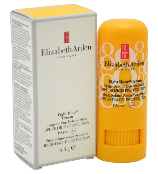 Elizabeth Arden Eight Hour Cream Targeted Sun Defense Stick Spf50 High Protection