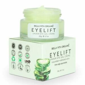 Bella Vita Organic Eyelift Under Eye Gel Creme