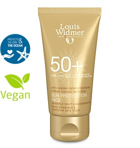 Louis Widmer Sun Protection Face 50+ (Non-Scented)