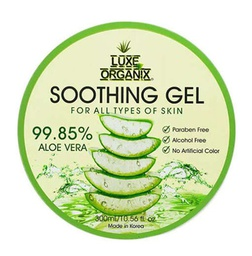 Luxe Organics Luxe Organix Aloe Vera Soothing Gel