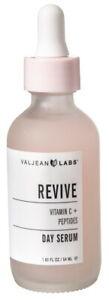 Valjean Labs Revive Vitamin C + Peptides Day Serum