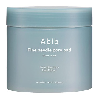 Abib Pine Needle Pore Pad Clear Touch