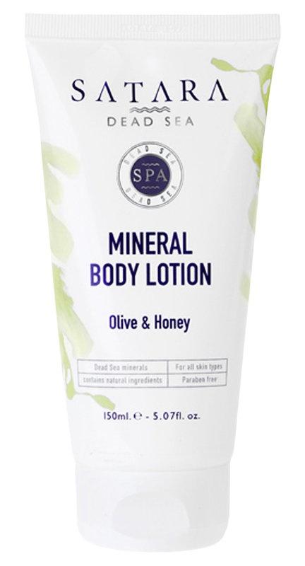 Satara Body Lotion Olive Honey